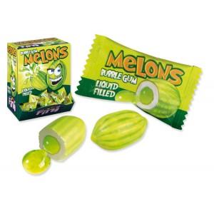 Melones envueltos