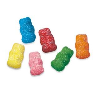 Osos azucar pequeños