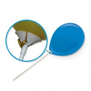 Varillas y soportes para globos
