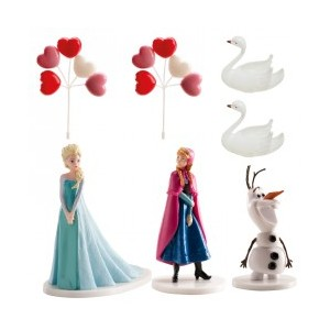 Kit tarta Frozen