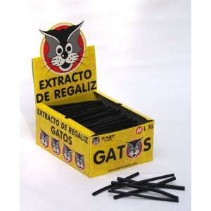 Extracto de Regaliz Gatos