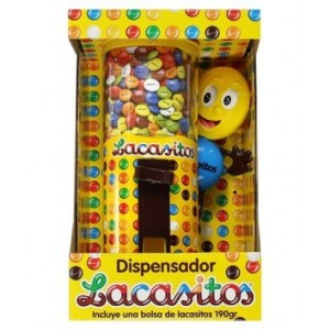 Dispensador de Lacasitos