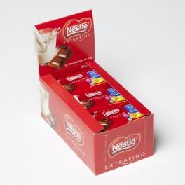 Chocolatina Nestlé