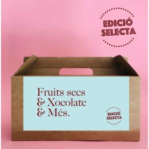 Pack Frutos Secos & Chocolate & más